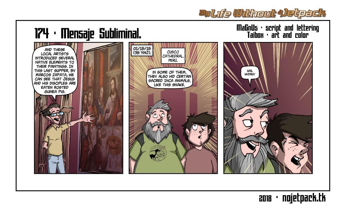 174 - Subliminal Message.