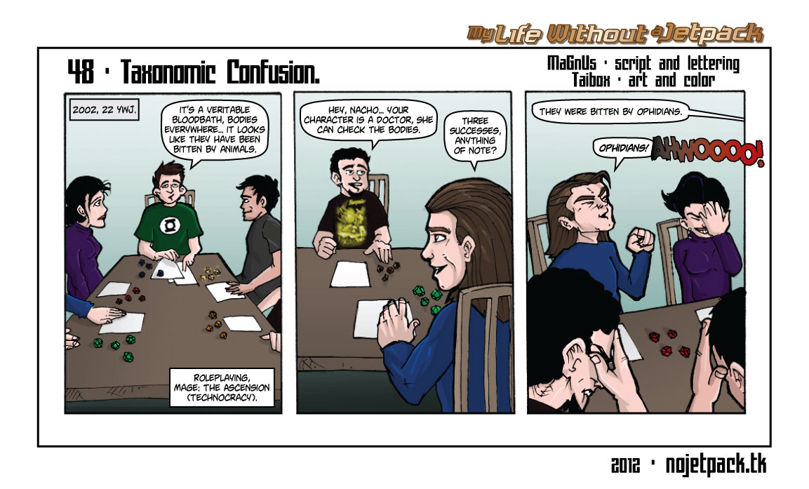 48 - Taxonomic Confusion.