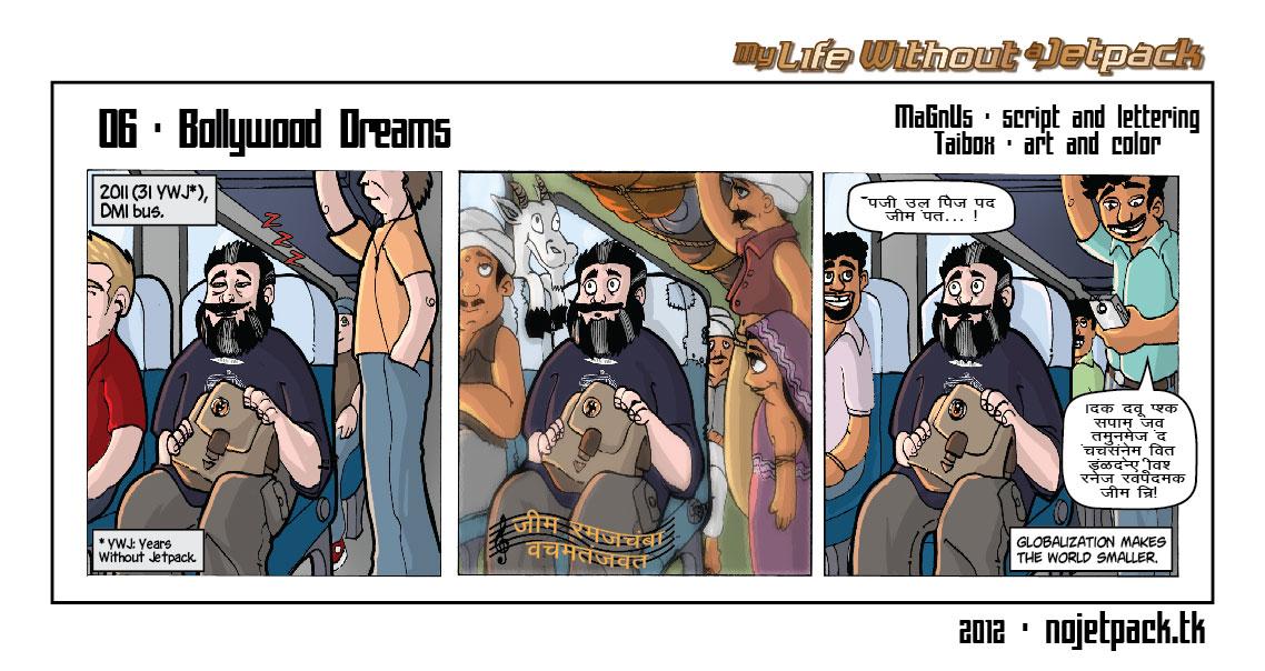 06-Bollywood Dreams